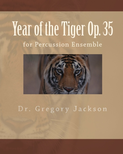 Year of the Tiger, Op. 35